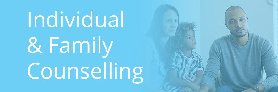 Individual & Family Counselling
