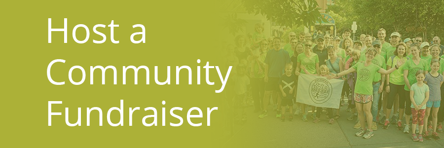 Host a Community Fundraiser