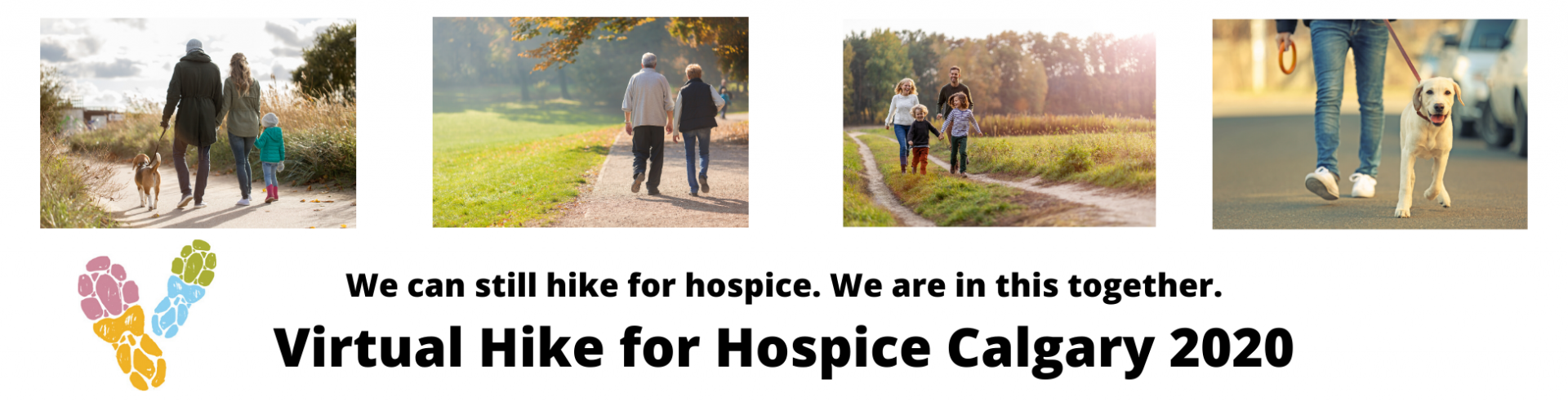 Virtual Hike for Hospice