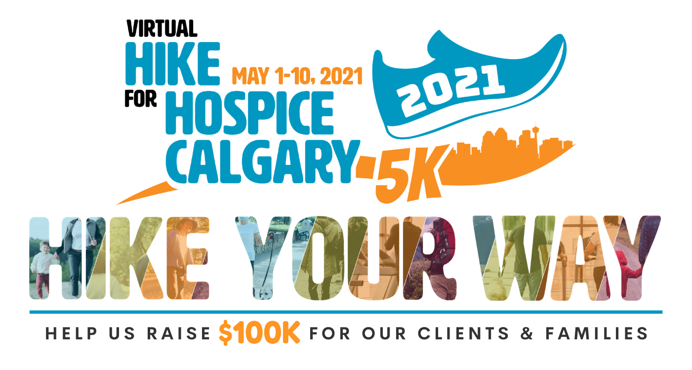 2021 Virtual Hike for Hospice Calgary