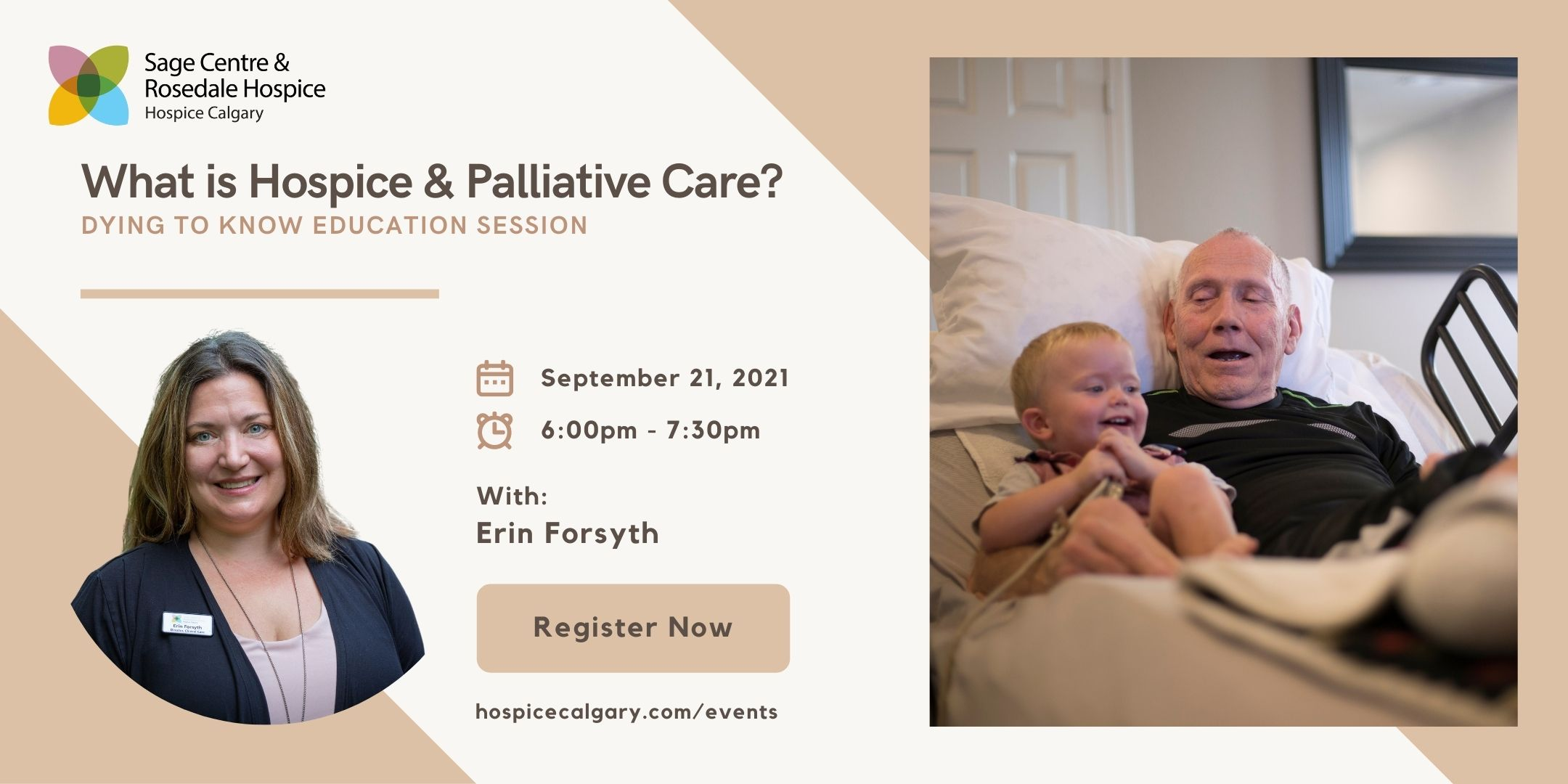 Dying to Know - What is Hospice and Palliative Care?